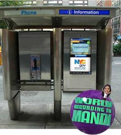 #TBT - The Payphone! A real relic #TimeMachine #technology @mandimellen