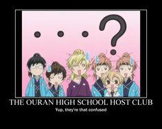 Ouran High School Host Club by mochiandyuki13.deviantart.com on @deviantART
