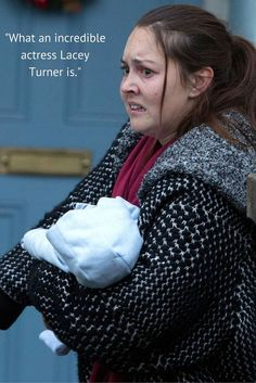 EastEnders fans say Lacey Turner's take on mentally ill Stacey is 'Oscar worthy'