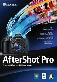 Corel AfterShot Pro 2.4 Crack Incl Serial Key