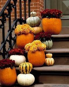fall porch decor crafty-diy
