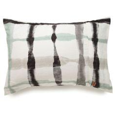 KIP/&CO Stripey Strokes Mustard Single Pillowcase