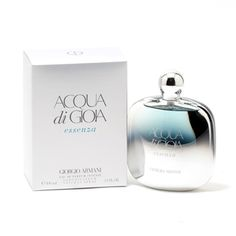 Giorgio Armani Acqua Di Gioia Essenza Women's 3.4-ounce Eau de Parfum Intense Spray - Overstock™ Shopping - Big Discounts on Giorgio Armani Women's Fragrances