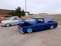 Chevy C-10's