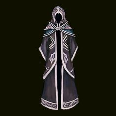 Wizard robes