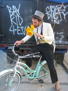 Does your Prince Charmin ride a #bike?