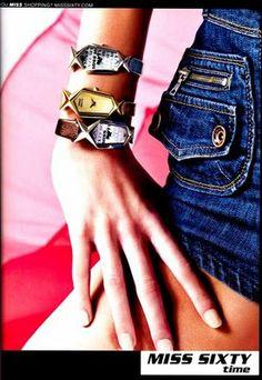 Miss Sixty, Accessories, Fashion, Moda, La Mode, Fasion, Fashion Models, Trendy Fashion