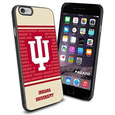 NCAA University of Kentucky Logo Cool iPhone 6 Case Cover Black Rubber Silicone Protector Cool Iphone 6 Cases, Cool Cases, Best Iphone, 5s Cases, Iphone Phone Cases, Samsung Cases, Iphone Case Covers, University Of Michigan Logo, Indiana University