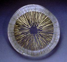 artwork by Thomas Joseph Lechtenberg titled Circle Brooch #3