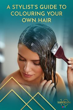 From root touch ups to all over colour, save yourself from a box dye disaster with these expert tips. Box Dye, Root Touch Up, Colored Hair Tips, Hair Dye Colors, Dyed Hair, Your Hair, Colour, Stylists, Beauty