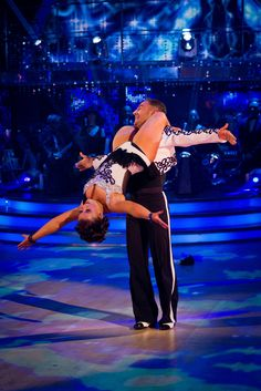 Dani Harmer and Vincent Simone - Strictly Come Dancing - The Final 2012