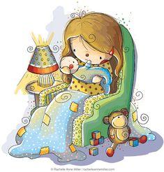 Bedtime by Rachelle Anne Miller, via Flickr