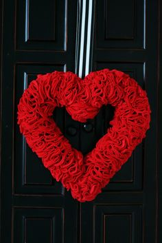 heart wreaths