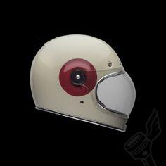 """Large Please! BELL Bullitt """"TT"""" Full-face Helmet"""