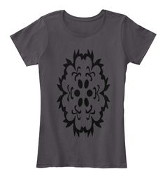 Best Smart T Shirt Limited Heathered Charcoal  Women's T-Shirt Front
