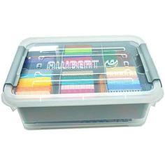 Projekt-Pixel-Box-Maxi-Box Starter Set, Anastasia, Container, Box, Lockets, Templates, Snare Drum