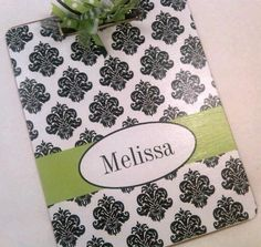 DIY Clipboard for signing autographs. Glue Crafts, Crafts To Make, Arts And Crafts, Paper Crafts, Diy Crafts, Diy Projects To Try, Craft Projects, Craft Ideas, Diy Ideas