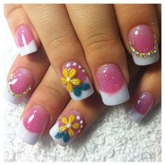 25 Unique Nail Designs Photos ‹ ALL FOR FASHION DESIGN
