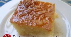 Recipe Images, Greek Recipes, Nutella, Caramel, French Toast, Recipies, Cheesecake, Ice Cream, Pudding
