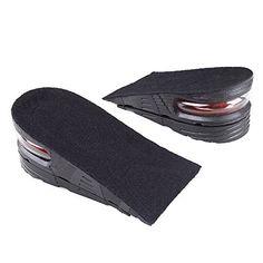 Shoes Height Insoles Increase Heel Gel Insert Taller Lift Pad Half Length bt