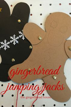 Gingerbread jumping