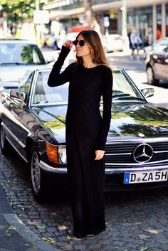 All Black Dress | Style