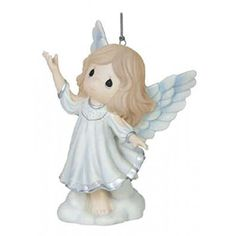 Precious Moments Inc. Lift Every Voice and Sing Angel Ornament