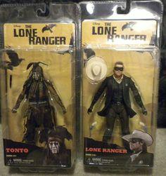Tonto & lone ranger