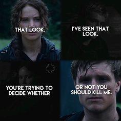| Mockingjay part.2 vs. The Hunger Games |