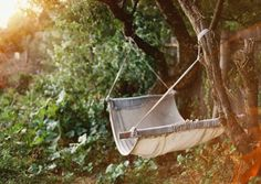 hammock: lazy summer days