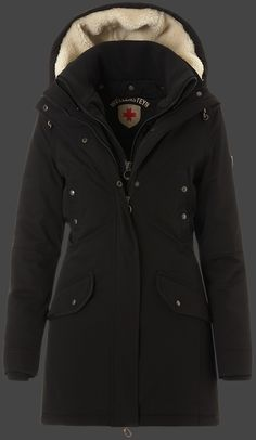 Wellensteyn langer mantel
