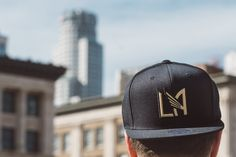 Details: #LAFC by Mitchell & Ness Exclusive Cap Collection - via