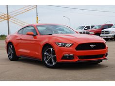 Used 2015 #Ford Mustang V6 in Fort Smith, AR Area - Harry Robinson Buick GMC