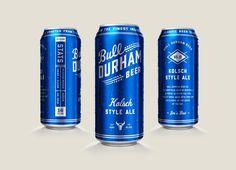 Bull Durham Beer Co. | Caliber Creative • Branding | Digital | Print | Marketing