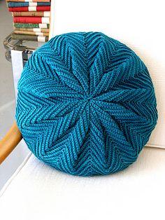Crochet cushion (Vamp)
