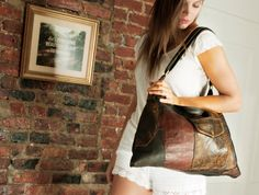 Shannon South's Handbags ReMade in the USA