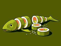Une sélection des illustrations geek et humoristiques de Glenn Jones aka Glennz, un illustrateur freelance bien connu des amateurs de t-shirts, puisque de nombreux designs qu'il réalise sont vendus sur son site ou sur Threadless.