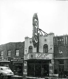 Our Theater, 737 Leonard St NW - March 13, 1947