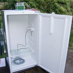 How-to modify a fridge