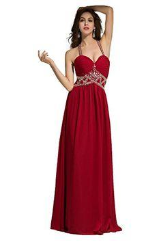 Dora Bridal Women A line Beaded Chiffon Prom Dress Party Gowns Size 2 US Burgundy Dora Bridal http://www.amazon.com/dp/B0144CZO4G/ref=cm_sw_r_pi_dp_DtClwb1BJY6SV