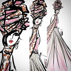 #inspirational #springtime #prints #scarves #accessories Lets #vogue #fashionistas #fashionbloggers #fashionworld #stylists #fashiondesigners #artdirectors #writers #readers #dreamers #photographers #creatives #filmers #models #instagood #instagram #instastyle #instaart #instasketch #sketch #fashionsketch by #lindazoon