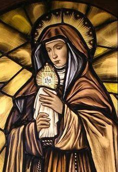 Repartindo pães, monjas clarissas de Valência celebram Santa Clara de Assis   :)