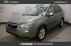 cool 2015 Subaru Forester 4dr CVT 2.5i Premium PZEV - For Sale View more at http://shipperscentral.com/wp/product/2015-subaru-forester-4dr-cvt-2-5i-premium-pzev-for-sale/