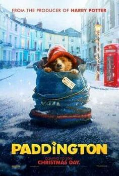 Synopsis: From the beloved novels by Michael Bond and producer David Heyman (HARRY POTTER), PADDINGTON tells the story of the comic misadventures of a young Peruvian bear (voiced by Firth) who travels to the city in search of a home. Finding himself lost Movies 2014, All Movies, Movies To Watch, Movies Online, Movies And Tv Shows, Netflix Online, Play Online, Paddington Film, Paddington Bear