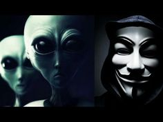 Anonymous Claims NASA About To Reveal 'Evidence Of ALIEN Life' 👽 IS BLUE...