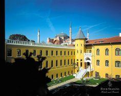 Four Seasons Sultanahmet Hotel, Istanbul, Turkey