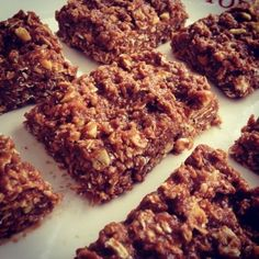 Ripped Recipes - Protein Flapjack! - Super versatile and delicious protein flapjack!