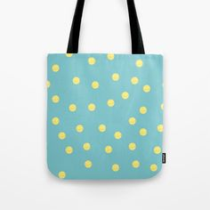 Buy Sunny Confetti Tote Bag by unicornlette. Worldwide shipping available at Society6.com. Just one of millions of high quality products available.