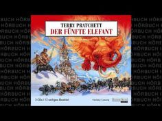 Terry Pratchett   Der fünfte Elefant   Ein Scheibenwelt Roman   Hörbuch ... Terry Pratchett, Opus, Fantasy, Youtube, Movie Posters, Products, British Humor, Elephants, Reading