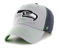 new product b0609 ac786 Amazon.com   Seattle Seahawks 47 Brand NFL